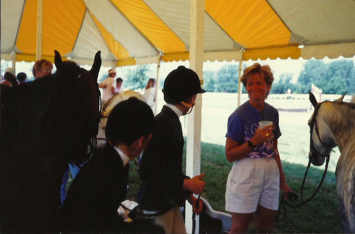 The Horse Show Mom Will Always Be