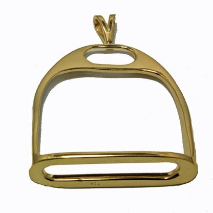 Gold Stirrup