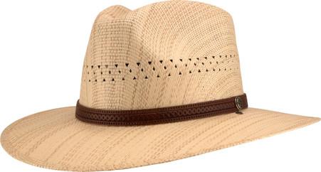 Barcelona Linen Hat | Natural | Caracol