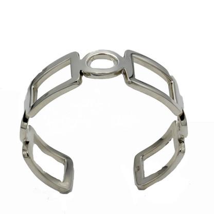 Small Wrist Sterling Silver Cuff