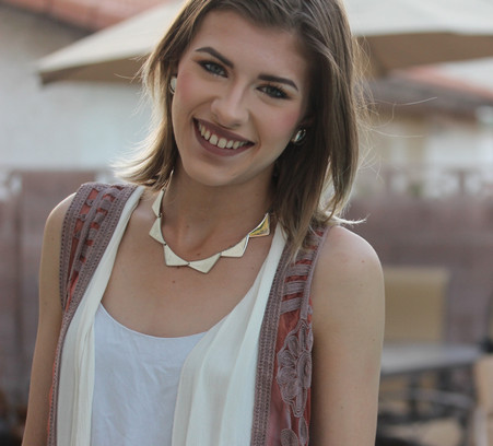 Caracol Point to Point Necklace