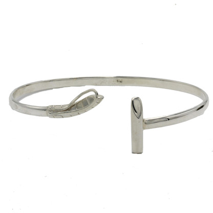 Polo Mallet Sterling Silver Cuff Caracol