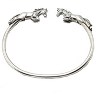 Equestrian Jewelry Horse Bangle