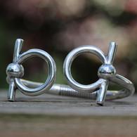 Equestrian Cheeky Bit Bracelet | CXC Jewelry