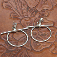 The Tori Silver Earrings | CXC Jewelry