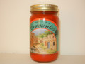 Cervantes Extra Hot Red Chile Sauce CASE (Twelve 16 oz. Jars)