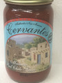 Cervantes Medium Hot Red Chile  Sauce - CASE (twelve 16 oz. Jars)