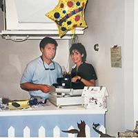 Maryland Avenue, Paws pet boutique 1999