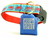 Neoprene Pet ID Tag Silencer Pouches