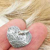 FURever Silver Pet Charm at Paws with Tracy Menz