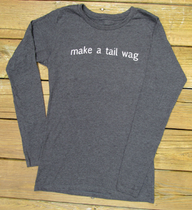 Make a Tail Wag Shirts at PawsPetBoutique.com