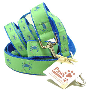 Maryland Blue Crab Dog Leashes made in USA