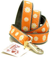 Designer Daisy Dog Leashes Made with Hemp the U.S.