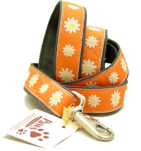Designer Daisy Dog Leashes Made with Hemp the U.S.