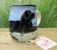 Hand-painted Newfoundland Mug