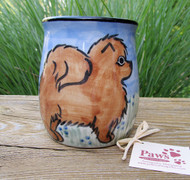 Whimsical Pomeranian Mug made in USA