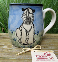 Wheaten Terrier Mugs Handmade in USA