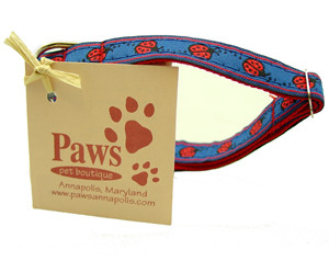 Break-Away Lady Bug Cat Collars Made in USA.