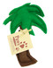 Palm Tree Organic Catnip Toys are Proudly Made in USA