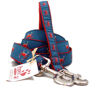 Red Crab Leashes