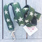 Green Star Hemp Dog Leash made in USA