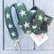 Green Star Hemp Dog Leash made in USA