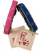"""Toy Dog Collars in 1/2"""" width"""