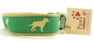 Yellow Lab Dog Collars