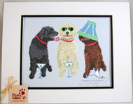 Doodle Dog Party Animal Prints