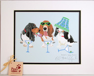 Let's get this Basset party started!