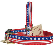 Stars and Stripes All American Dog Collar