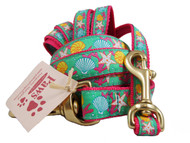 Tropical Shell Dog Leashes for Your Beach Girl!