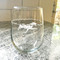 Stemless Swimming Dog Glass