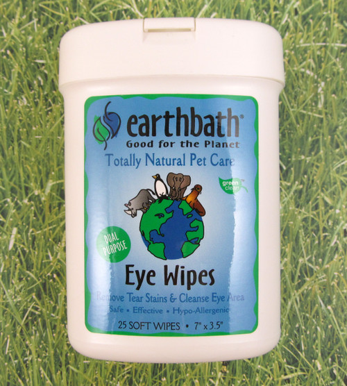 Natural Pet Eye Cleaning Wipes