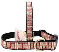 Plaid Collars are USA Made