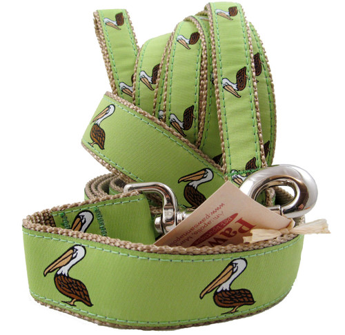 Pelican Dog Leashes are made in USA