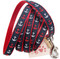 Patriotic Nautical Dog Leashes for Small Dogs
