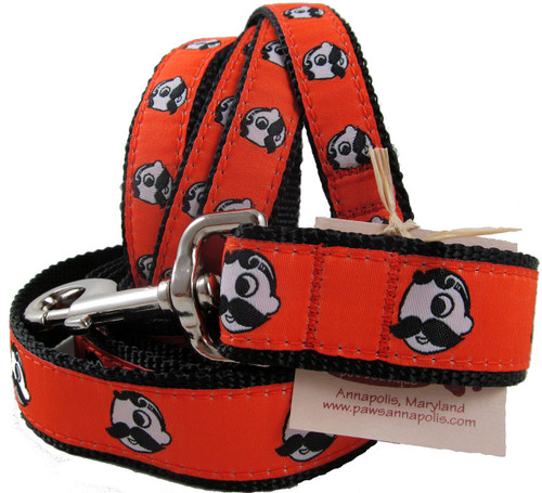 Natty Boh Orange Leads are available in 2 widths.