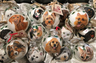 Hand-painted Pet Ornaments
