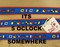 "Dog collars spells ""Its 5 oclock Somewhere""!"