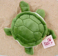 Plush Turtle Dog Toys for Beach Dogs