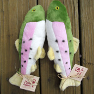 Plush Trout Dog Toys