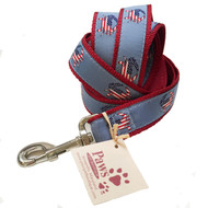 American Flag Crab Leash