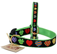Colorful Heart Collar