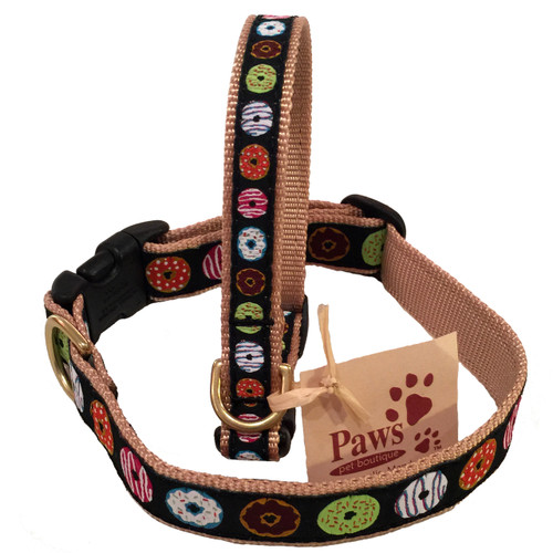 Donut Dog Collar for Sweet Pups!