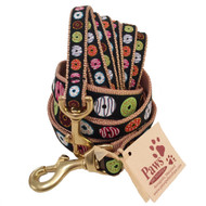 Doughnut Dog Leash made in USA