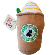 Starbarks Coffee Toy with Straw