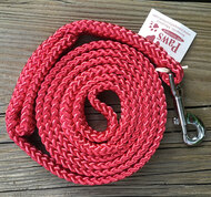 Red Boating Line Leash