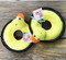Squeaky Duck Dog Toys