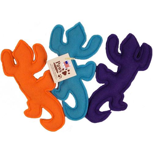 Catnip filled Gecko Cat Toys